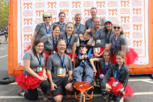 ragnar relay team